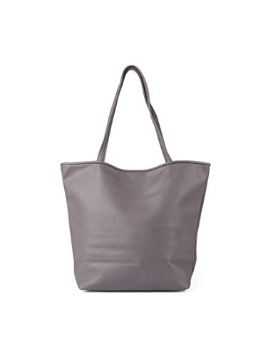 TOM TAILOR Denim Damen Taschen & Geldbörsen Shopper Susie grey,OneSize