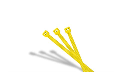 Riesel Design Cable Tie Fija Tus Guardabarros de Forma Segura a tu...