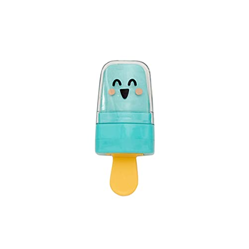 Mr. Wonderful Eraser with case and pencil sharpener - Mistakes are made to learn, WOA10977EM
