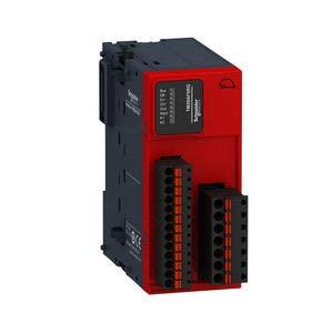 Schneider Electric TM3SAF5RG Módulo Seguro para PLC TM2XX, 1...