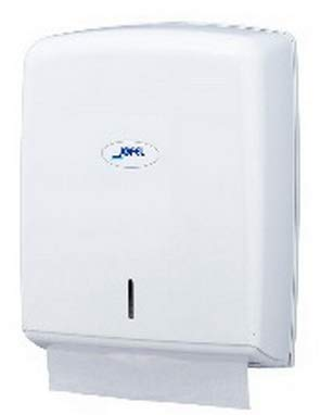 Jofel Dispensador Toallas V ABS Blanco
