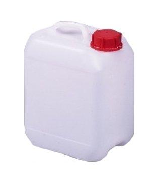3 Liter Euroform Kunststoff Kanister incl. Verschluss