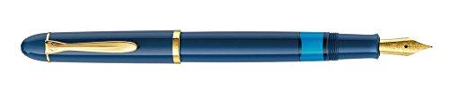 Pelikan Special Edition - Penna stilografica M120, pennino blu reale primavera EF Faltschachtel blu reale