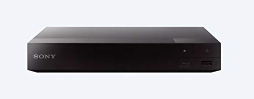 Sony Region Free DVD and Zone ABC Blu Ray Player with 100-240 Volt, 50/60 Hz, Free 6' HDMI Cable and US- European Adapter