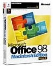 Microsoft Office 98 Macintosh Edition Gold