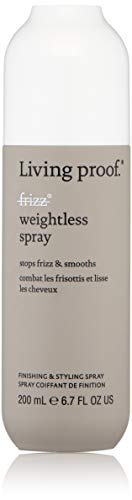 Living proof No Frizz Weightless Styling Spray, 6.7 Fl Oz