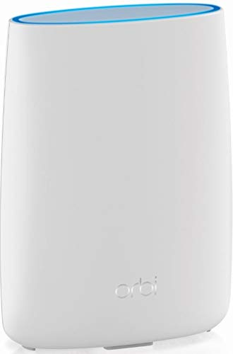 Netgear Orbi LBR20 Mesh WLAN Router 4G (net-router Tri-Band voor dekking tot 125 m2, snelheid van 2200 Mbit/s)