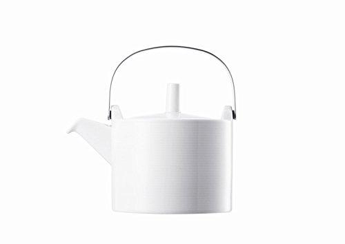 Thomas Loft by Rosenthal Teekanne 6 P. 3-TLG, Porcelain