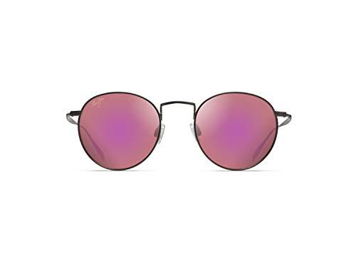 Maui Jim gafas de sol mujer   Nautilus P544-14   Montura de titanio colo gris pizarra. Lentes polarizadas Maui Sunrise