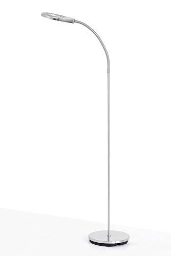 Lupenleuchte Standlupenleuchte Agda F LED daylight 4,5W 4' Lupe Flexarm 10687