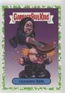 Crashing Kim (Trading Card) 2017 Topps Garbage Pail Kids Battle of the Bands - Alternative Sticker - Puke #2a