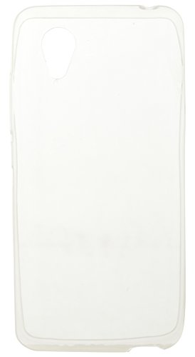 iCandy™ Soft Silicone TPU 0.3 mm Transparent Back Cover for Micromax Bolt AD4500 - Transparent