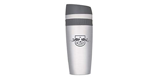 RB Leipzig Thermobecher (one Size, Silber)