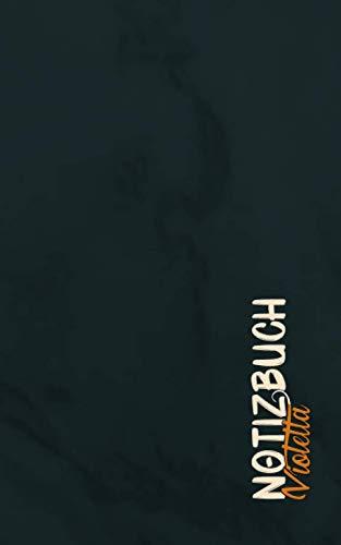 Notizbuch Violetta: Das exklusive Notizbuch (Exklusive Notizbücher)