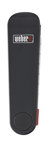 Weber 6753 New Snapcheck Grill, schwarz
