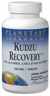 Kudzu Recovery Planetary Herbals 120 Tabs