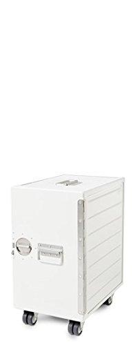 Bordbar Box White - mit Bremsen - ohne Zubehör