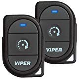 Viper 7116V Two 1-Way 1 Button Replacement Remote Controls