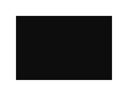 KYDEX - Thermoplastischer Kunststoff zum Holster- und Messerscheidenbau - Plattengrösse ca. 200mm x 300mm, 1 Platte/Fabe: Schwarz