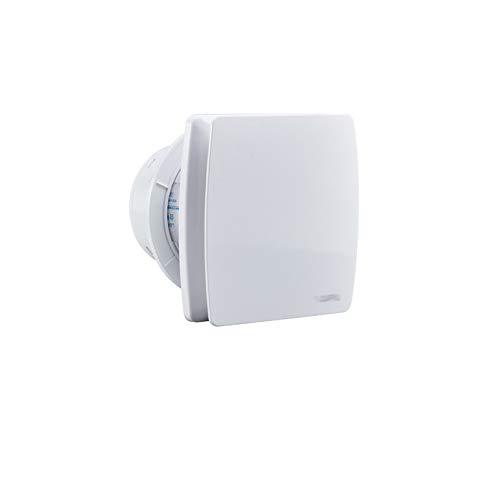 RJSODWL Ventilador de Escape para el hogar, baño, Cocina, Dormitorio, Inodoro, Ventilador de bajo Ruido, Ventilador de Pared de Hotel, Extractor silencioso, Tubo de Escape, Ventilador