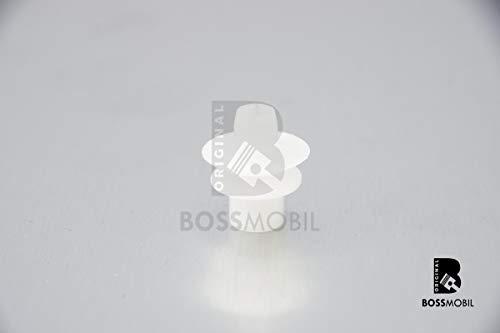Original BOSSMOBIL kompatibel mit STOßSTANGEN HINTEN BEFESTIGUNG CLIP FORTWO COUPE CABRIO 20 X 8 X breite: 1 Menge: 10 Stück