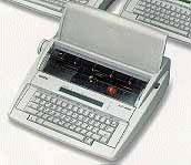 Brother Schreibmaschine AX-440 13074
