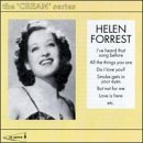 Helen Forrest - the Cream series by Helen Forrest