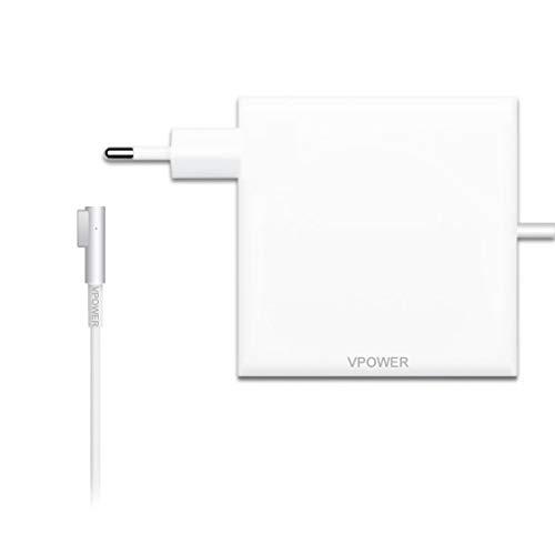 VPOWER MagSafe 1 (L) Ladegerät passend für MacBook Pro 13