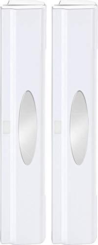 Leifheit Folienschneider Küchenfolie Alufolie Schneider Perfect Cut Weiß 23051