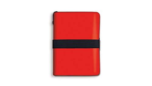 Remember TasteBook | REMTT08 | 'Solid Red' | für über 100 Rezepte | Rot | 17,5 x 22,5 x 2,5 cm