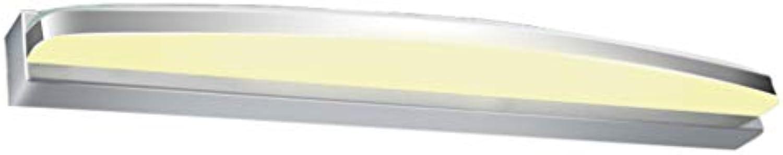 Einfache moderne LED Spiegel Scheinwerfer Badezimmer Spiegel Schrank Make-up Licht 7W-18W