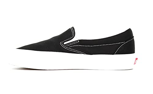 Vans UA OG Classic Slip-On LX VN0A45JK1WX1 - Zapatillas deportivas, color negro, Negro , 38.5 EU