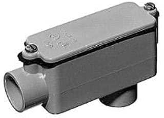 Carlon BODY CONDUIT 4 IN 390 CU-IN PVC 2 GRA
