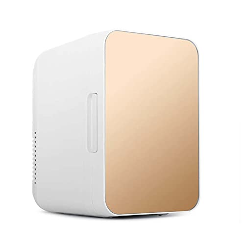JQAM Mini-Kühlschrank,8 Liter tragbarer...