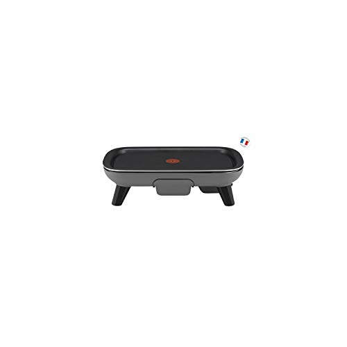 Tefal Plancha-Saveur schwarz grau/schwarz 2400W