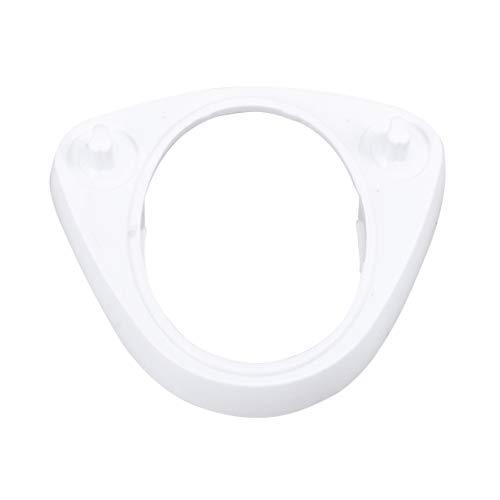 TOPBATHY 5Pcs Cepillo de Dientes Eléctrico Base Soporte Soporte Cepillo Plástico Cabezales...