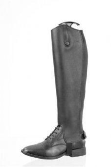 USG Stiefelschaft Echtleder, schwarz, 35 cm, 44 cm