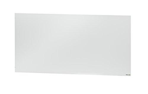 Gossmann Infrarotheizung I670 Classic, 670 Watt, 100% Handmade in Germany,Zertifiziertes Deutsches CE/GS, Wandpaneele, Rahmenlos, Feinstruktur weiß