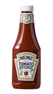 Heinz tomatenketchup 875 ml | 1x | Gesamtgewicht 875 gr