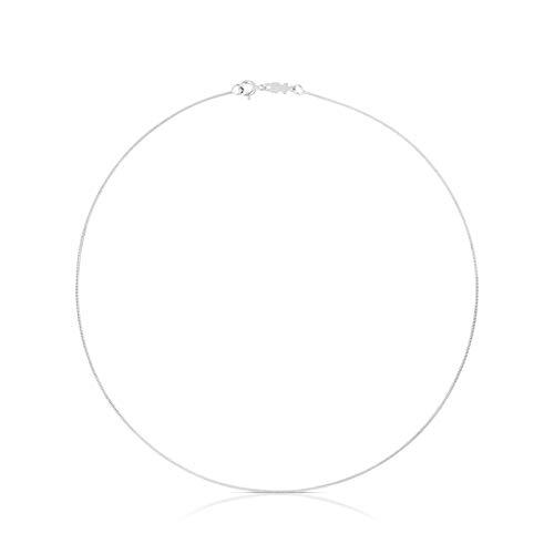 TOUS Gargantilla Chain de Plata (911900160)