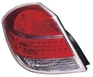 Best 2007 saturn aura tail light Reviews