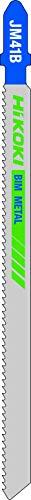 Hikoki 750032 Seghetto alternativo jm41b (5pezzi)