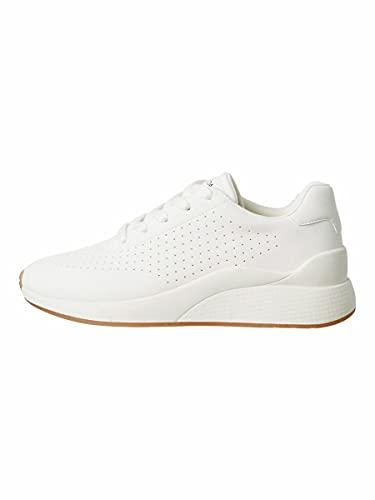 Vero Moda Vmmanamo Sneaker, Basket Femme, Blanche-Neige, 41 EU