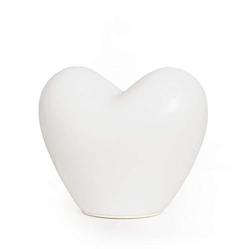 #N/V Forma de Corazón Patted Silicona Luz de Noche Encantadora Lámpara Led Para Bebé Niños Habitación Multicolor Táctil Luz de Noche