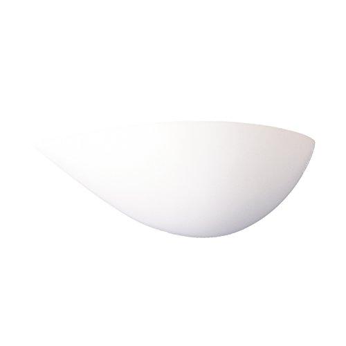 Ineslam Gamma wandlamp, E27, wit