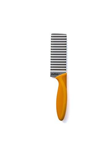 Zyliss ZE920128 Couteau À DÉCORER Stainless Orange 12 CM