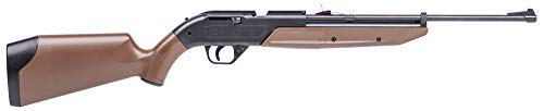 Crosman 760B Pump Master Variable Pump BB Repeater/Single Shot .177-Caliber Pellet Air Rifle, Brown