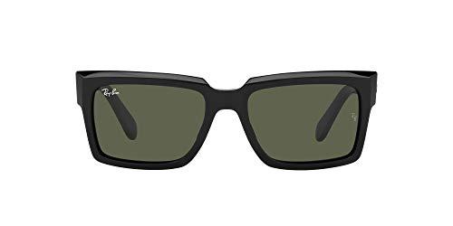 Ray-Ban Rb2191f Inverness Asian Fit - Gafas de sol cuadradas para hombre