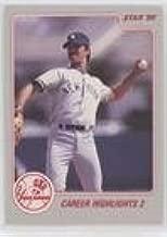 Don Mattingly (Baseball Card) 1988 Star Don Mattingly Yankee Hitman - [Base] #7