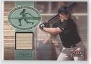 Jace Brewer (Baseball Card) 2002 Fleer Tradition - Lumber Company - Bats [Memorabilia] #JABR